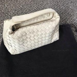 Bottega Veneta mini bag (pouch)